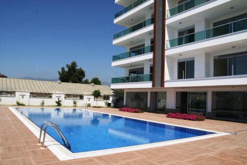 Апартаменты в резиденции с бассейном, хаммамом и сауной