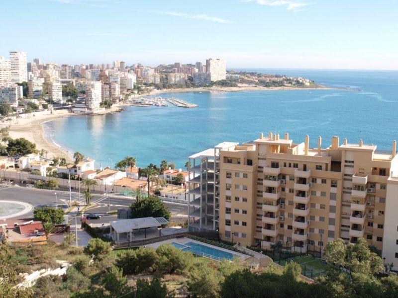 Купить квартиру в испании у моря недорого в аликанте